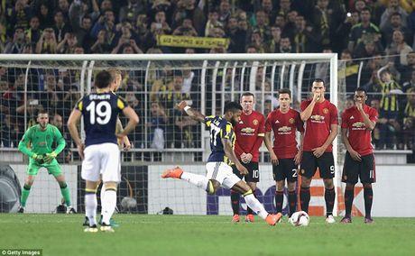 Cham diem Fenerbahce 2-1 MU: 'Dem kinh hoang' cua Ibrahimovic - Anh 2