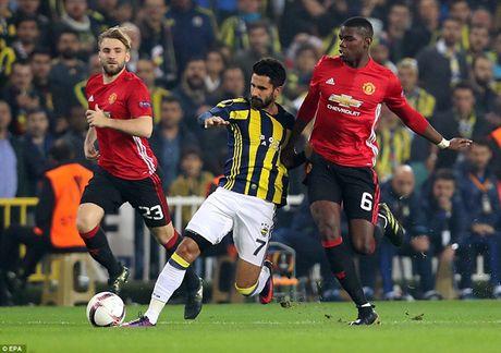 Cham diem Fenerbahce 2-1 MU: 'Dem kinh hoang' cua Ibrahimovic - Anh 3