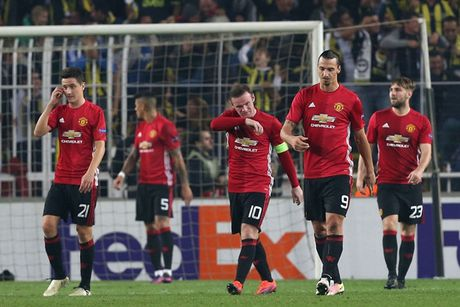 Chum anh: Mourinho nhu 'nguoi vo hon' sau tham bai truoc Fenerbahce - Anh 11