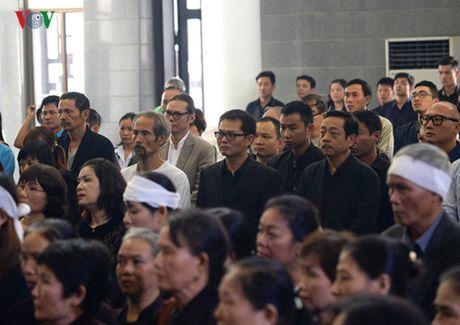 Nghe si Xuan Bac: 'Anh em nghe si luon nho den bo Pham Bang' - Anh 3