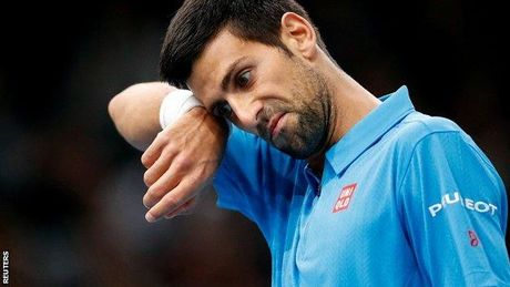 Djokovic thua soc, Murray cach ngoi so 1 dung mot chien thang - Anh 2