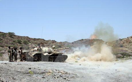 Yemen: Chinh phu va phe doi lap hoan nghenh de xuat hoa binh LHQ - Anh 1
