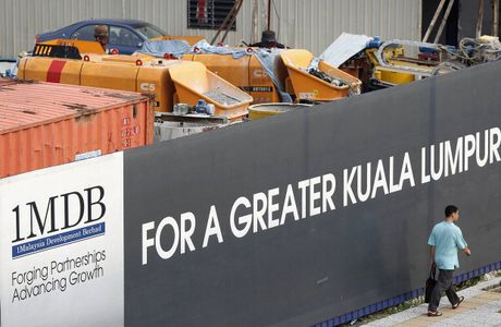 Ba cuu thanh vien noi cac Malaysia bi dieu tra lien quan den 1MDB - Anh 1