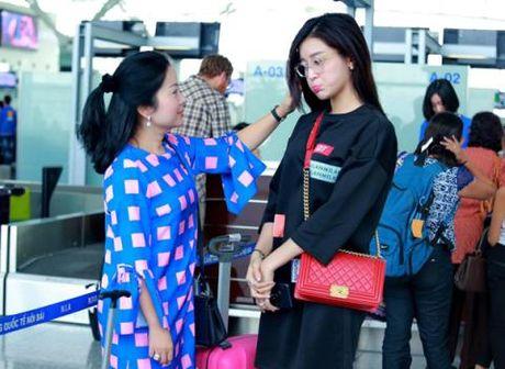 Khac han Ky Duyen, Huyen My chi hay nung niu - Anh 1