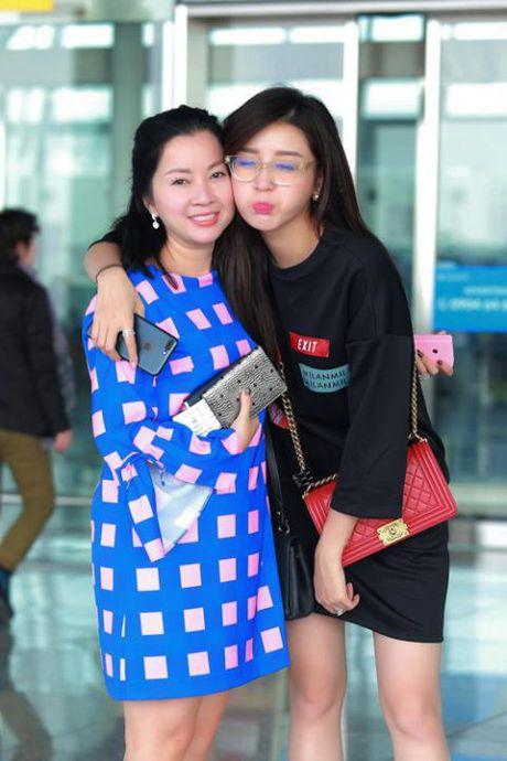 Khac han Ky Duyen, Huyen My chi hay nung niu - Anh 2