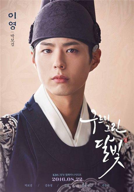'Rung tim' vi nhung chang thu sinh moi noi trong phim Han - Anh 3