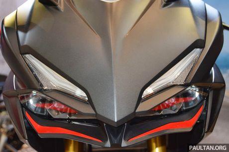 Tuong tan ve dep Honda CBR250RR 2017 - Anh 11