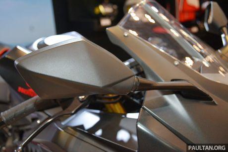 Tuong tan ve dep Honda CBR250RR 2017 - Anh 12