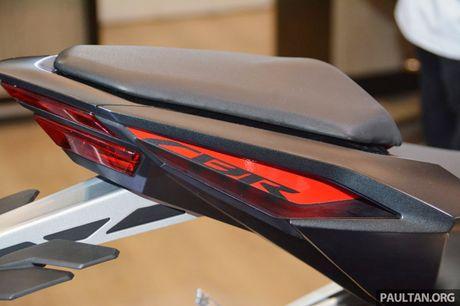 Tuong tan ve dep Honda CBR250RR 2017 - Anh 16