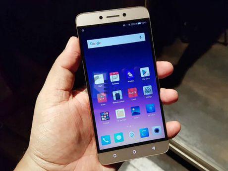 LeEco Le X850 duoc xac nhan chip Snapdragon 821 SoC - Anh 1