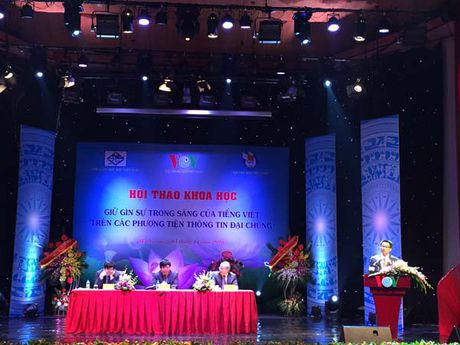 Pho Thu tuong Vu Duc Dam: 'Muon tieng nuoc ngoai can co chon loc' - Anh 2