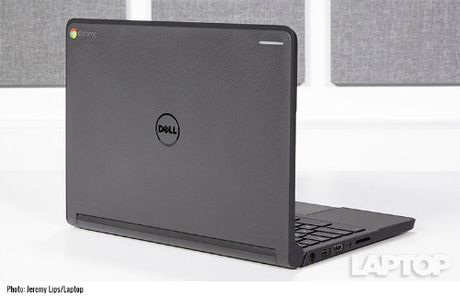 Dell ChromeBook 11: Gia re, may ben - Anh 1