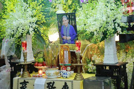 Thanh Loc nghen ngao dua tien 'sau nu' Ut Bach Lan - Anh 1