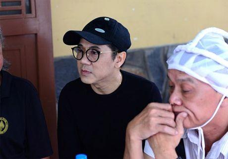Thanh Loc nghen ngao dua tien 'sau nu' Ut Bach Lan - Anh 2