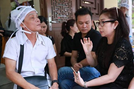 Thanh Loc nghen ngao dua tien 'sau nu' Ut Bach Lan - Anh 3