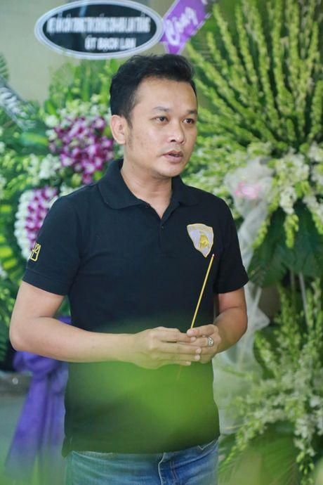 Thanh Loc nghen ngao dua tien 'sau nu' Ut Bach Lan - Anh 5