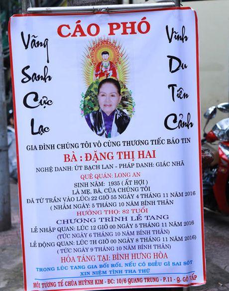 Thanh Loc nghen ngao dua tien 'sau nu' Ut Bach Lan - Anh 6