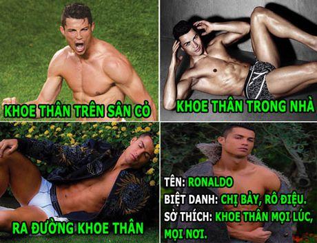 HAU TRUONG (5.11): Cach 'nhuom do' troi Au khong ngo cua M.U - Anh 4