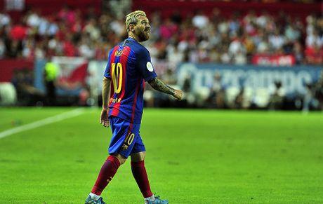 Messi la hung than cua Sevilla - Anh 1