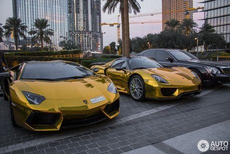 Nhung thu choi khac nguoi cua dai gia Dubai - Anh 4