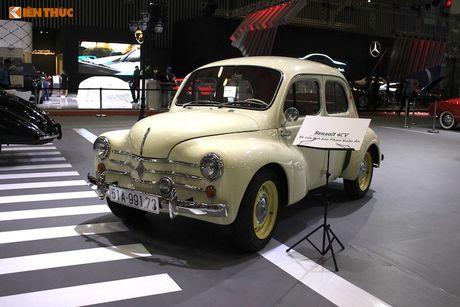 'Huyen thoai' Renault 4CV cua tuong Pham Xuan An tai Sai Gon - Anh 1