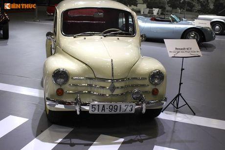 'Huyen thoai' Renault 4CV cua tuong Pham Xuan An tai Sai Gon - Anh 2