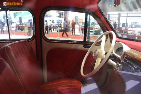 'Huyen thoai' Renault 4CV cua tuong Pham Xuan An tai Sai Gon - Anh 6