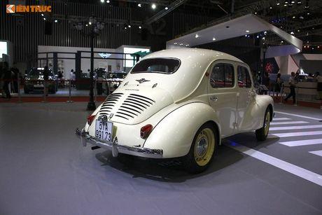 'Huyen thoai' Renault 4CV cua tuong Pham Xuan An tai Sai Gon - Anh 9