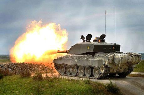 Nang cap xe tang Challenger 2, nguoi Anh biet so T-14 Armata - Anh 1