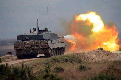 Nang cap xe tang Challenger 2, nguoi Anh biet so T-14 Armata - Anh 5