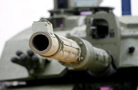 Nang cap xe tang Challenger 2, nguoi Anh biet so T-14 Armata - Anh 7