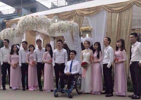 Co dau 9X quyet cuoi chang trai ngoi xe lan o Thai Nguyen - Anh 3
