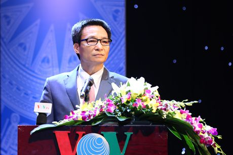 Pho Thu tuong Vu Duc Dam du hoi thao ve giu gin su trong sang cua tieng Viet - Anh 1