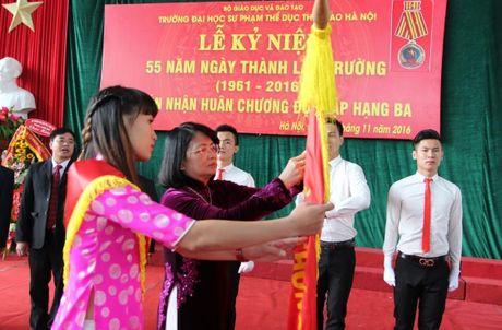 Ngay hoi cua Truong DH Su pham TDTT Ha Noi - Anh 2