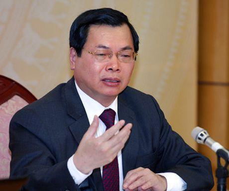 Khong co vung cam trong xu ly vu ong Vu Huy Hoang - Anh 2