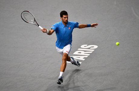 De thua Cilic, Djokovic sap bi Murray soan ngoi so 1 the gioi - Anh 1