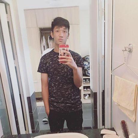 Ca si Huong Giang Idol to tinh voi 'hot boy' doi U.19 Viet Nam Trong Dai - Anh 3