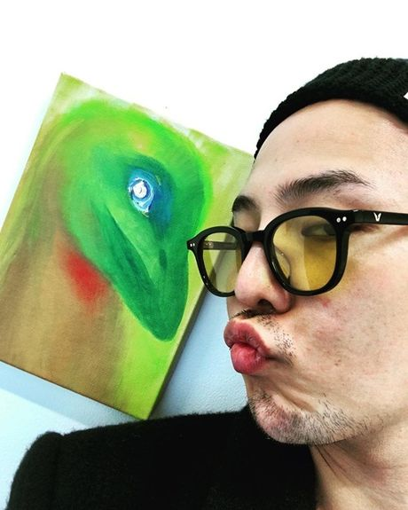 Sao Han 5/11: G-Dragon de mat moc lo da san, Hyo Min xinh nhu nu than - Anh 2