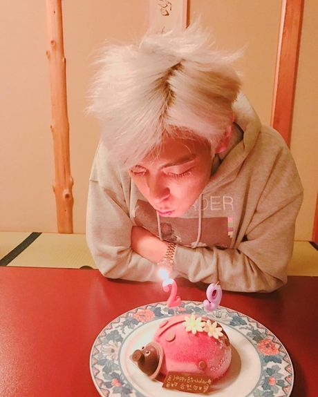 Sao Han 5/11: G-Dragon de mat moc lo da san, Hyo Min xinh nhu nu than - Anh 6