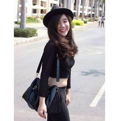 Nhan sac xinh dep va gia the 'khung' cua ban gai con nuoi Hoai Linh - Anh 7