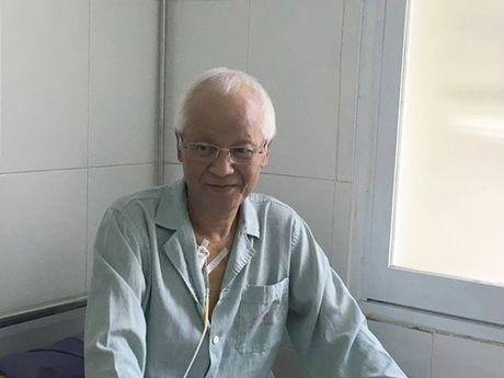 Duy Thanh vua bi benh vien tra ve vi mac hai benh ung thu - Anh 5