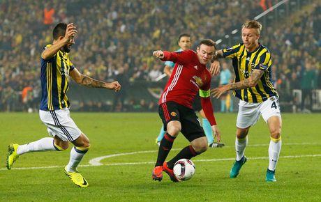 MU tut hang sau tran thua thu 2 o vong bang Europa League - Anh 1