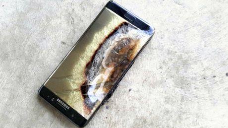 Samsung hanh dong cung ran de thu hoi 15% Galaxy Note 7 con lai - Anh 1
