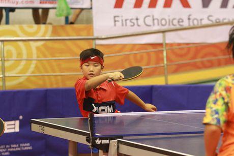 Hanoi Open 2016: Cac 'dan anh' nhuong san khau cac 'dan em' - Anh 1