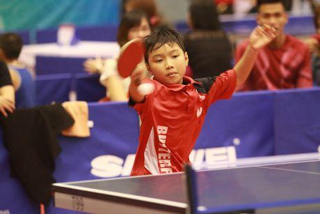 Hanoi Open 2016: Cac 'dan anh' nhuong san khau cac 'dan em' - Anh 6