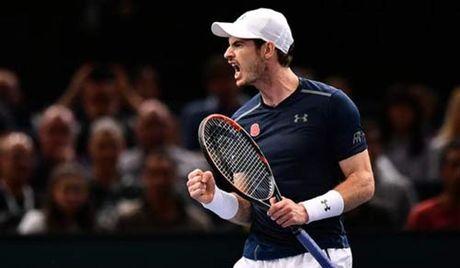 Murray – Berdych: Ngoi vi ba chu da o rat gan (TK Paris Masters) - Anh 1