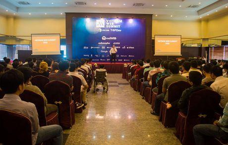 Vietnam Web Summit 2016: Ho tro cong dong khoi nghiep tren moi linh vuc - Anh 1