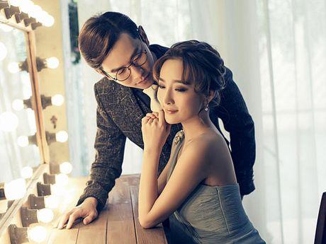 'Vo' chuyen bo bich, chong tro tren om vo the thot yeu thuong - Anh 1
