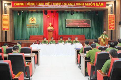 Danh gia, rut kinh nghiem sau vu chay quan Karaoke 68 Tran Thai Tong, Cau Giay, Ha Noi. - Anh 3