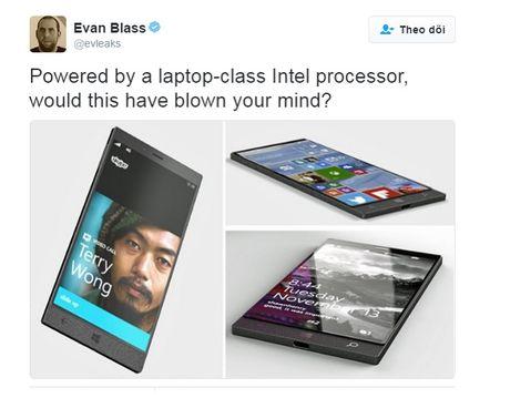 Surface Phone bat ngo bi lo nhieu anh render va thuc te - Anh 1